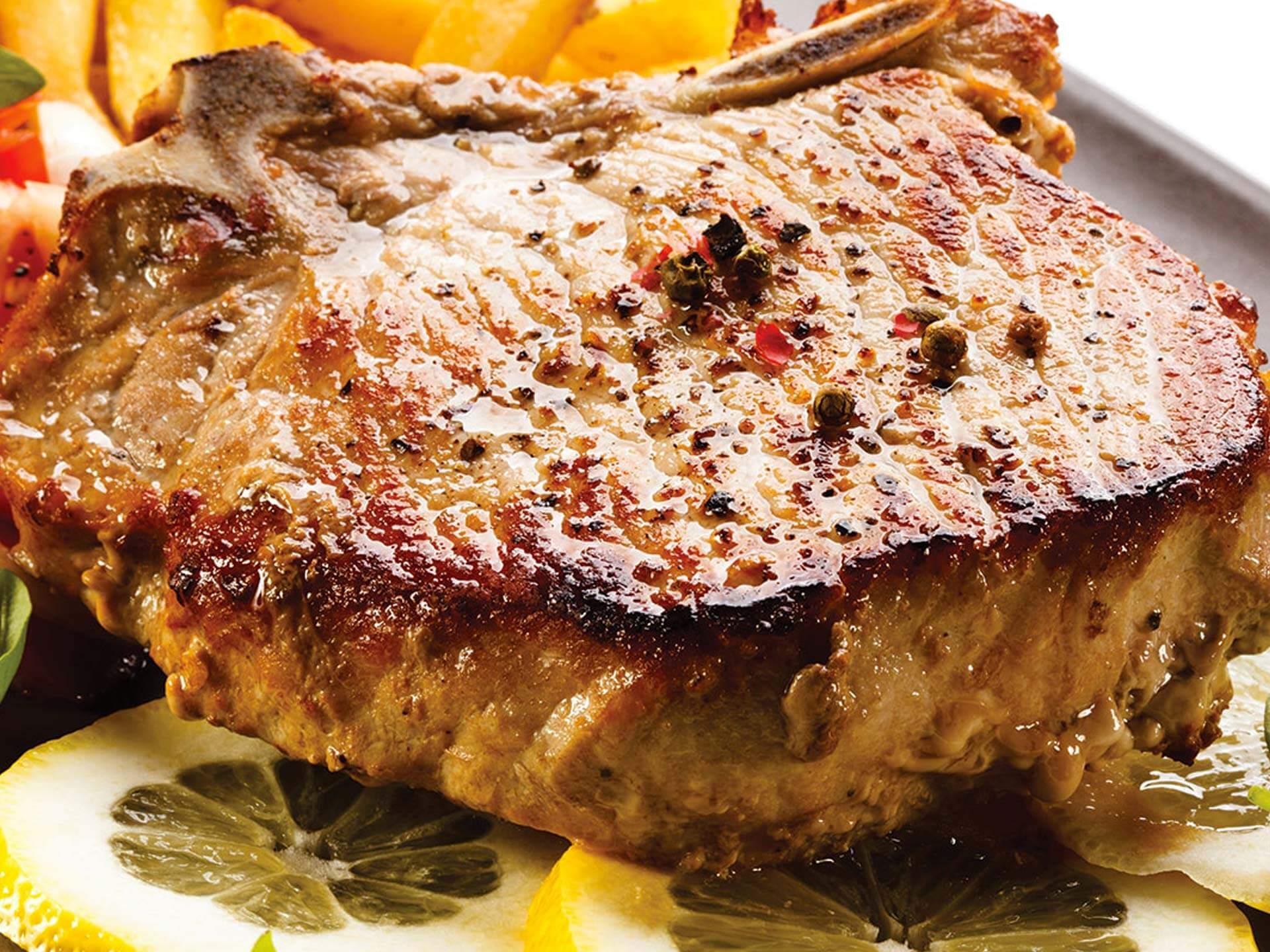la costata danese del Ristorante Steakhouse Bova's the Grill