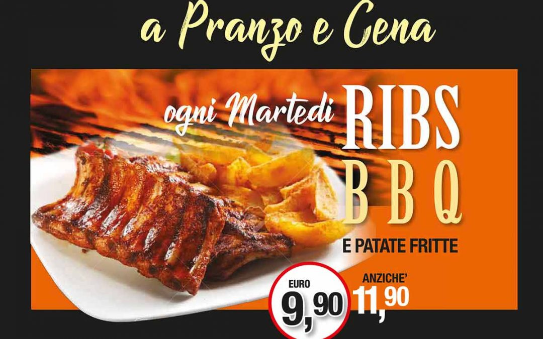 RIBS BBQ
