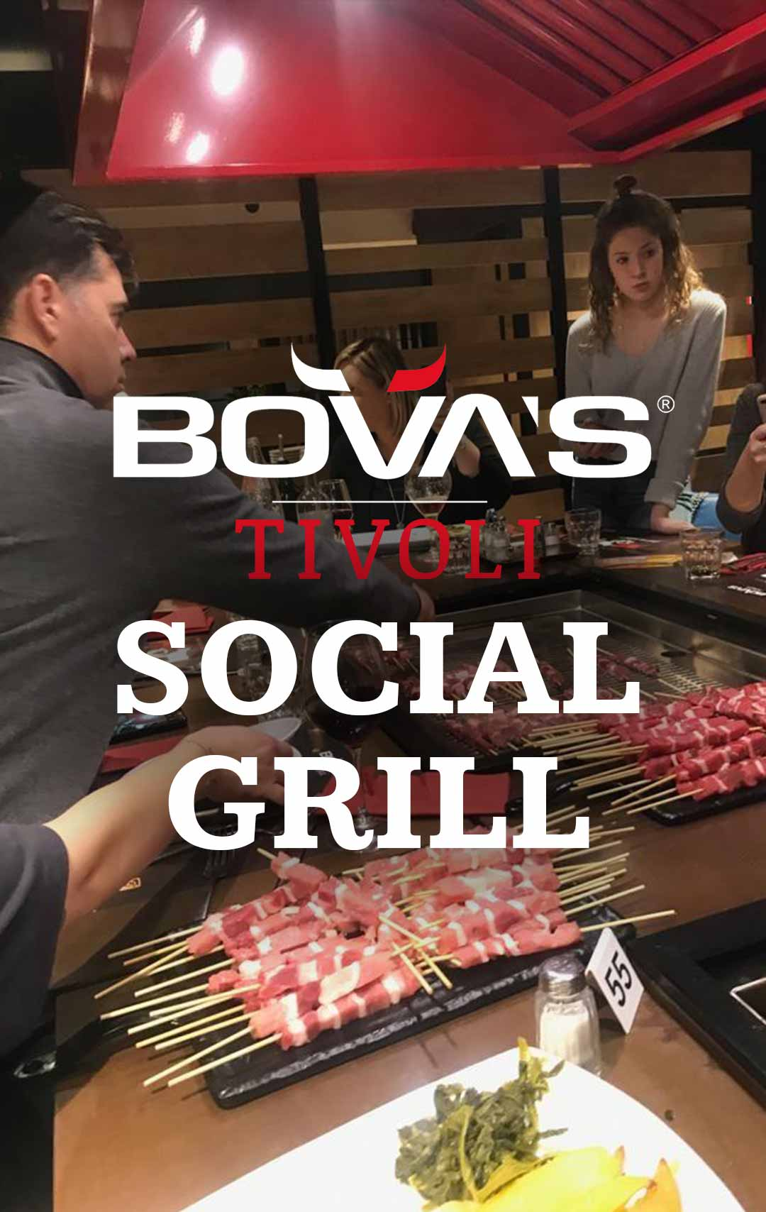 Bova's The Grill Steakhouse Ristorante Bisteccheria Roma Tivoli