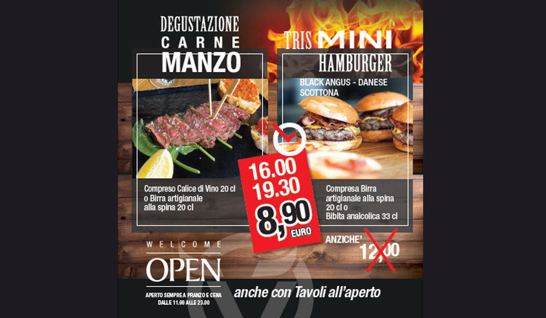 Dalle 16 alle 19.30 riaccendi la passione per la carne a Tivoli!