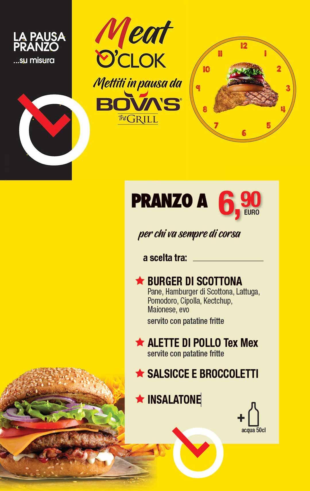 Bova's The Grill Steakhouse Ristorante Bisteccheria Roma Tivoli