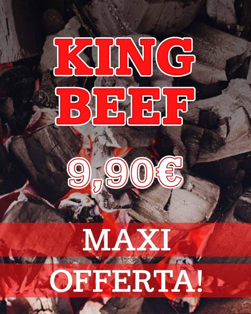 Bovas offerta King Beef